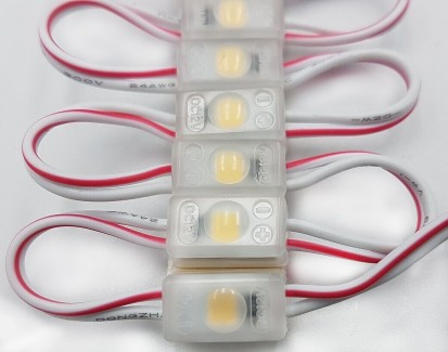 Фото1 M601TA-.W - LED модуль, SMD2835, 0,2W, 12V, IP65