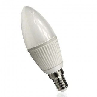 Фото1 Maxus candle E14-3.6W (warm white) 1-LED-324