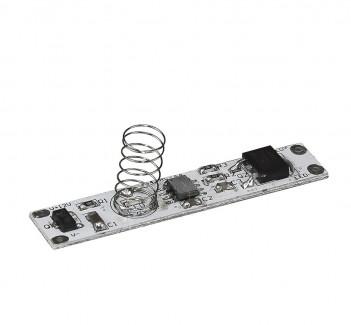 Фото1 Dimmer MINI Sensor Cенсорный диммер реагирующий на касание, 12VDC, 3A