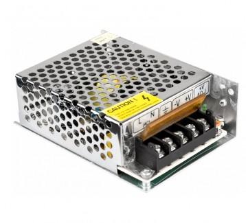 Фото2 PSMR12VDC-5A-60W - блок питания серии MR, 12V, 5A, 60W, + EMC фильтр + регулятор выходного напряжени