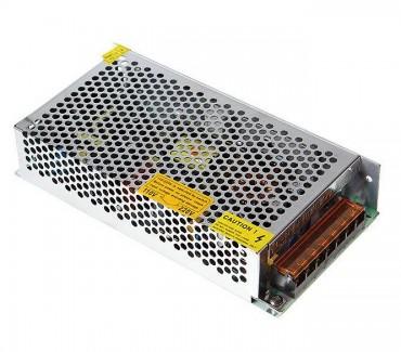 Фото1 PSMR12VDC-12.5A-150W - блок питания серии MR, 12V, 12.5A, 150W, + EMC фильтр + регулятор выходного н