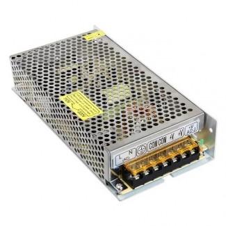 Фото1 PSMR12VDC-16.66A-200W - блок питания серии MR, 12V, 16.66A, 200W, + EMC фильтр + регулятор выходного