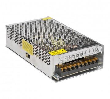 Фото1 PSMR12VDC-20A-240W - блок питания серии MR, 12V, 20A, 240W, + EMC фильтр + регулятор выходного напря