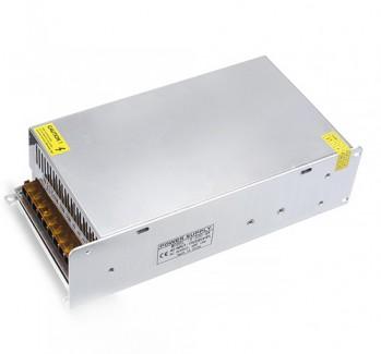 Фото4 PSMR12VDC-41.66A-500W - блок питания серии MR, 12V, 41.66A, 500W, + EMC фильтр + регулятор выходного