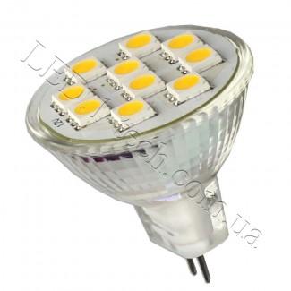 Фото2 LED лампа MR11-10SMD-5050