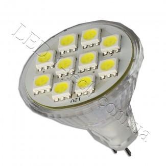 Фото1 LED лампа MR11-10SMD-5050