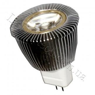 Фото1 LED лампа MR11-1x2W