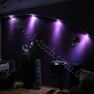 Фото4 LED лампа MR11-10SMD-5050