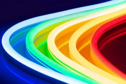 Фото1 LED неон №54 - 120 д/м, SMD2835, 12V DC, IP65