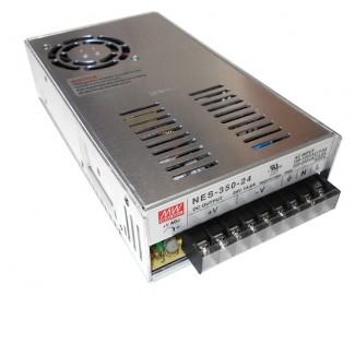 Фото1 NES-350-24 - Блок питания 24 Вольт, 350 Вт, 14,6 А