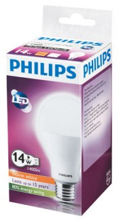 Фото1 PHILIPS E27-14W (warm white)