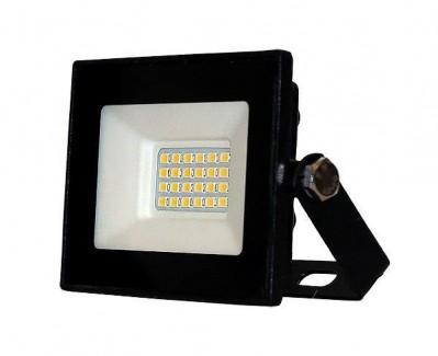 Фото1 Прожектор LED IP65 10Вт 220-265V 900Lm 6500K ELCOR