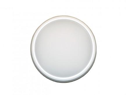 Фото2 Світильник LED IP54 12Вт круг (220x220) 4200K ELCOR