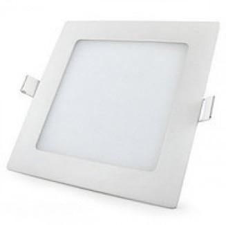 Фото1 Світлодіодна панель Lumex квадратна-6Вт вбудована (120х120) 6400-6500K 280Lm