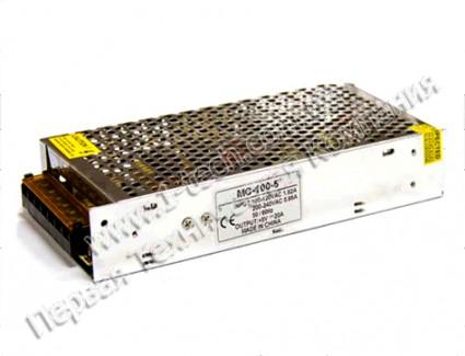 Фото1 PSMС5VDC-20A-100W - Блок питания серия Smart, 5V, 100W