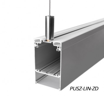 Фото7 PUSZ-.-ZD - Подвес для LED-профилей KLUS