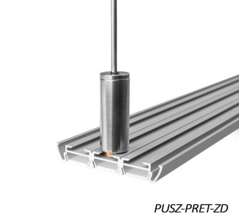 Фото6 PUSZ-.-ZD - Подвес для LED-профилей KLUS
