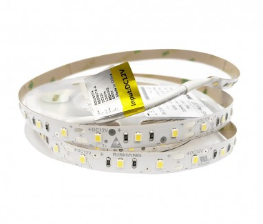 Фото1 RD0060TA-A-W - LED лента, SMD 2835, 60д/м, 12V, белый холодный (6000К), IP33