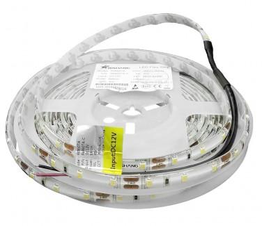 Фото1 RD6060TA-B-W - LED лента, SMD 2835, 60д/м, 12V, белый холодный (6500К), IP65