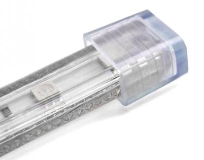 Фото3 LED лента 220V RGB STANDART №11 - SMD5050, 60 д/м, 10W, IP65 + комплектующие