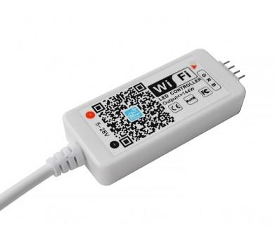 Фото2 LT-CTR78 - RGB Контроллер mini, 12А - WI-FI
