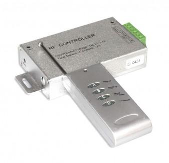Фото1 RGB контроллер с пультом ДУ 12В, 4А