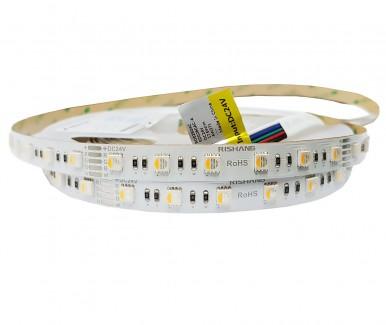 Фото1 RD0260AC-A-RGBNW - Многоцветная LED лента RGB+NW 4000K, 60 д/м, 24V