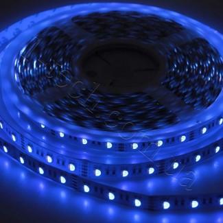 Фото6 RGBNW-5050-60-24 - Многоцветная RGB LED лента + белый нейтральный , 60xSMD5050