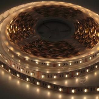 Фото9 RGBWW-5050-60-12 - Многоцветная RGB LED лента + белый теплый, 60xSMD5050