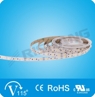 Фото1 RN0060TC-A-WW - LED лента SMD 2835, 60 д/м, 24V, белый теплый 3000К, IP20