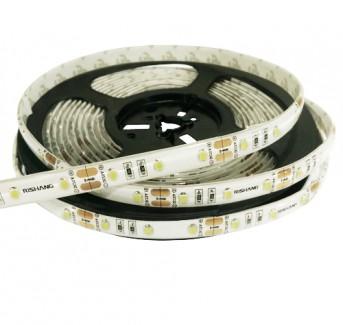 Фото1 RN6060TA-B-WW - LED лента SMD 2835, 60 д/м, 12V, белый теплый 3000К, IP65