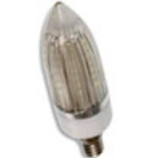 Фото2 Светодиодная лампа LED E14-56SMD-250-3W