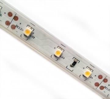 Фото1 MTK-300GF3528-12-Б - Светодиодная герметичная лента SMD3528-Б, цвет - зеленый, 60 д/м, 12В