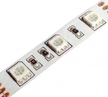Фото1 МТК-300RGBF5050-12 - Светодиодная герметичная лента SMD5050, цвет - RGB, 60 д/м, 12В