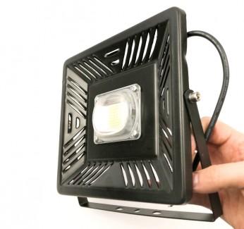 Фото5 SMD-AIR.0 Светодиодный матричный прожектор, SMD AIR 50W - 100W (матрица с IC драйвером)