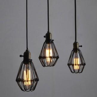 Фото8 SLL E27-ST58-4W - LED лампа филамент, 4W, тип ST58, цоколь E27, вытянутая лампа Эдисона