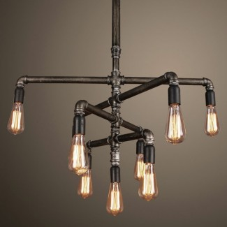 Фото6 SLL E27-ST64-7.5W - LED лампа филамент, 7.5W, тип ST64, цоколь E27, вытянутая лампа Эдисона