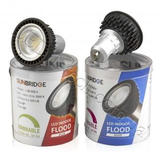 Фото3 LED лампа SUNBRIDGE GU10-5W-HSD Dimmable
