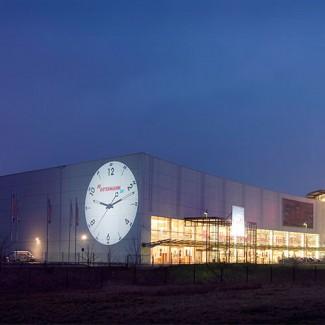 Фото3 Эффект - Часы 105мм