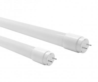 Фото1 Т8-120 Pure White - LED лампа типа T8, 1200мм, 18W, стекло, 6000К