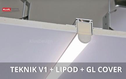 Фото13 TEKNIK - LED-профиль