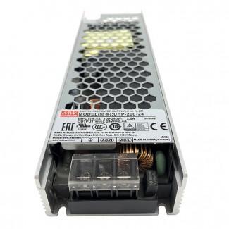 Фото2 UHP-200-24 - Блок питания 24V, 200 Вт, 5.6А