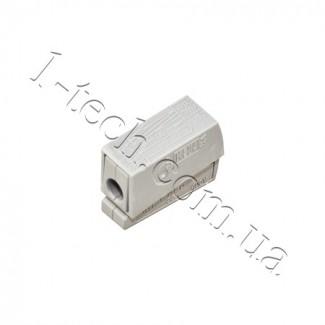 Фото1 WAGO 224-101 - Клемма соеденительная 1-проводн. на кабель сечением до 2,5 мм2