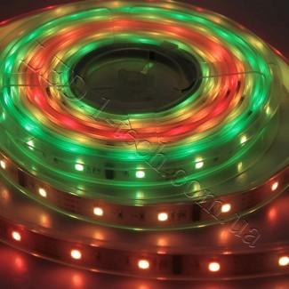 Фото15 WID-RGB-2 Magic Color Цифровая многоцветная RGB LED лента герметичная IP65, 30xSMD5050