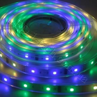 Фото7 WID-RGB-2 Magic Color Цифровая многоцветная RGB LED лента герметичная IP65, 30xSMD5050