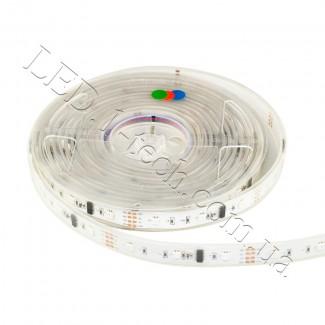 Фото2 WID-RGB-2 Magic Color Цифровая многоцветная RGB LED лента герметичная IP65, 30xSMD5050