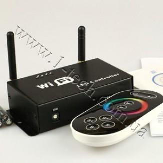 Фото1 RGB контроллер WI-FI, 3 канала х4А