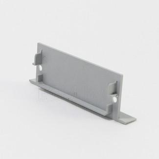 Фото1 ЗСВ70 - Торцевая заглушка прямая универсальная для LED профиля ЛСВ-70